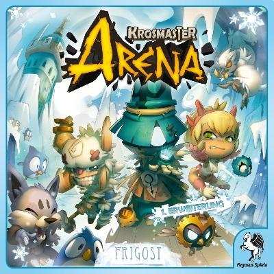 Krosmaster Arena (2015) - Frigost Erweiterung