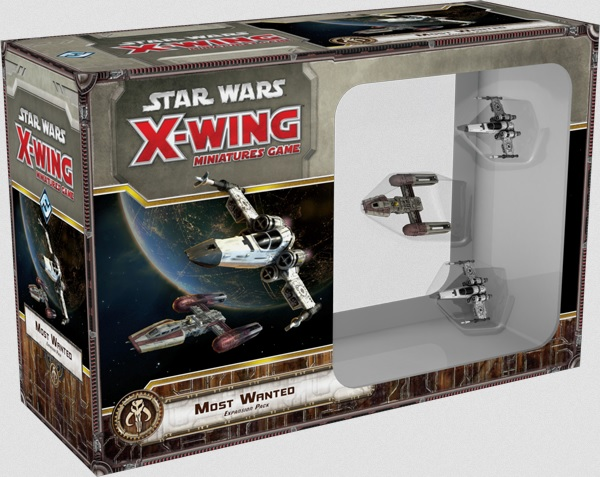 Star Wars - X-WING - Most Wanted