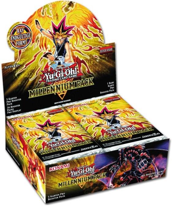 Yu-Gi-Oh! - 2016-04-XX - Millennium Pack