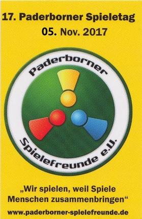 Paderborner Spieletag 2017