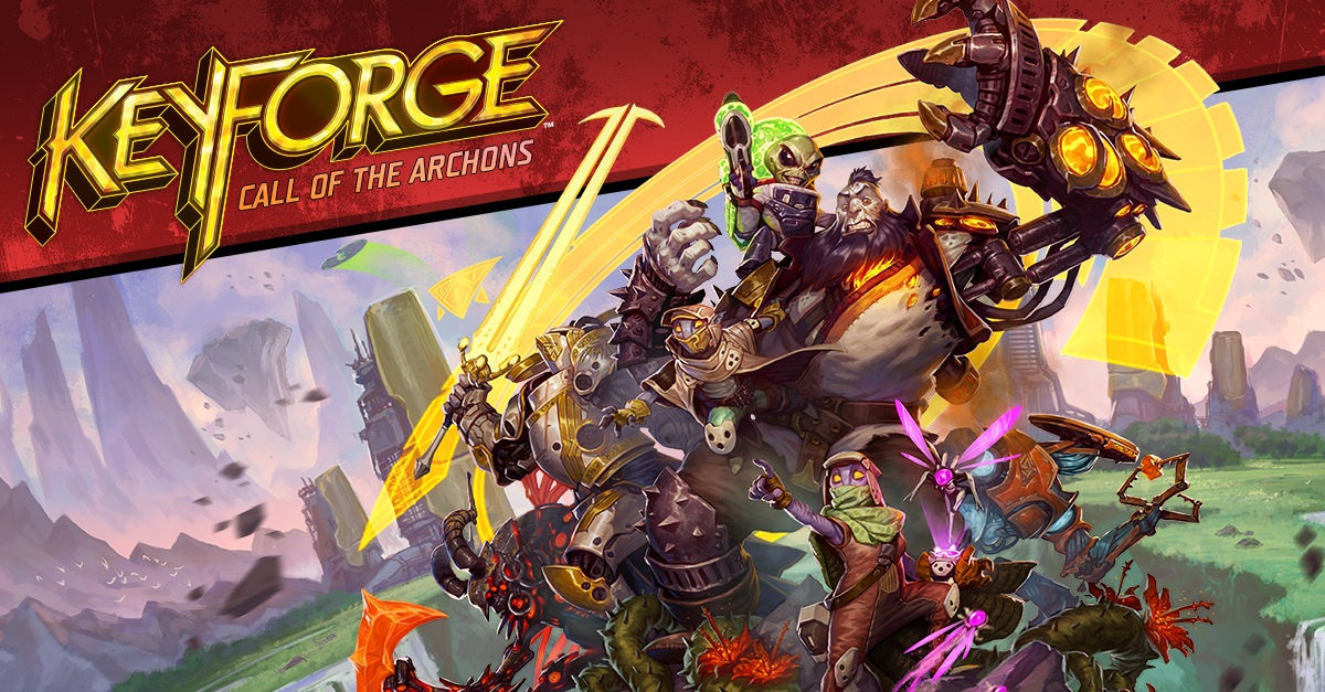 KeyForge - Call of the Archons