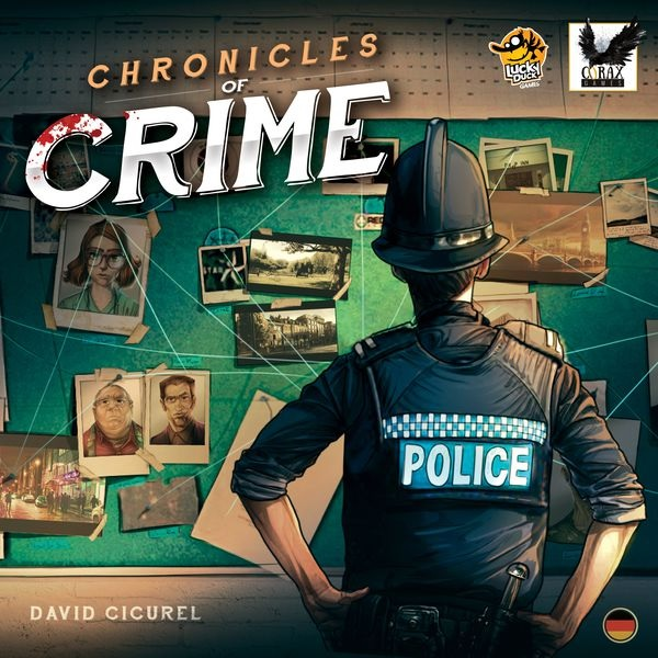 Chronicles of Crime#0
