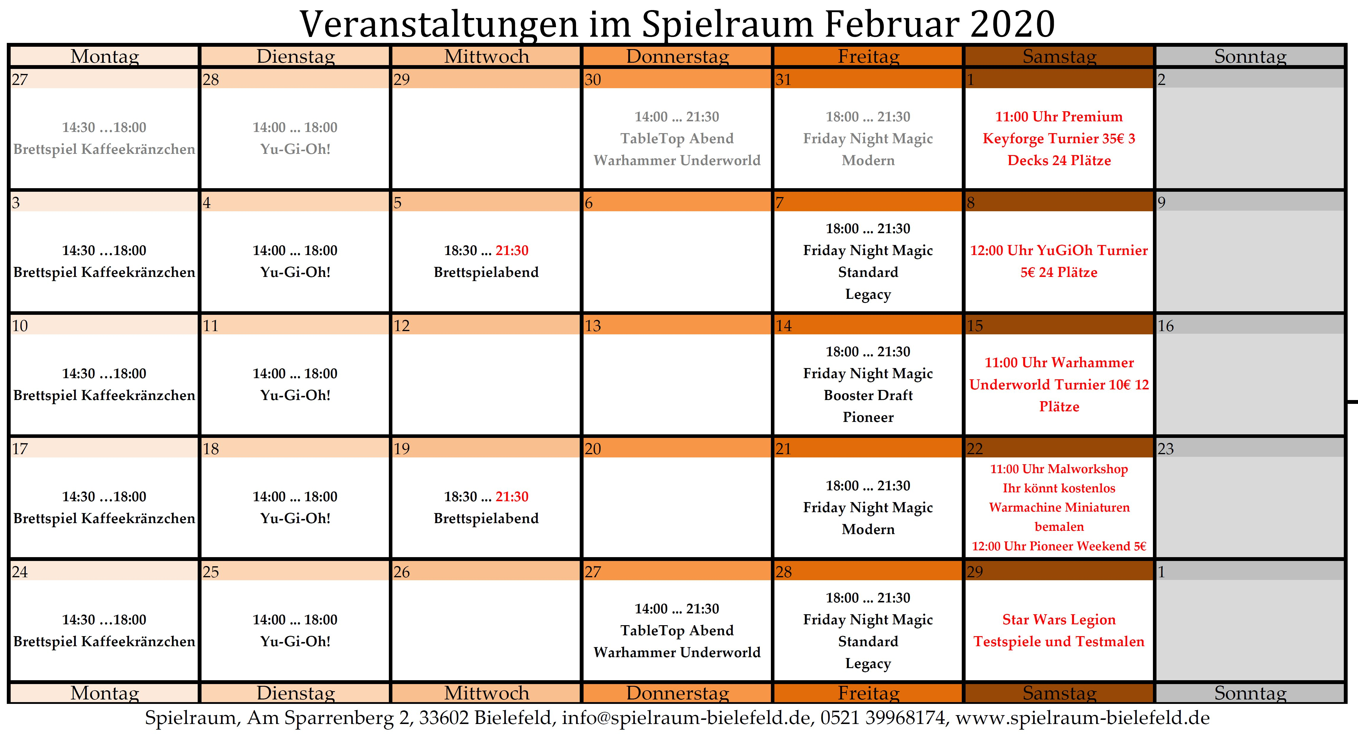 Monatsplan2020-02 Februar