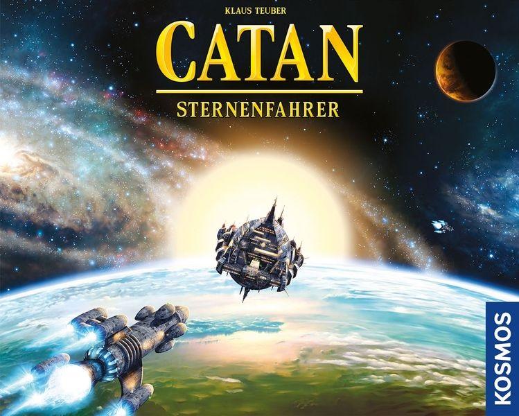 Catan Sternenfahrer